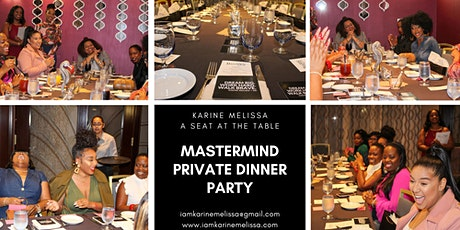 Women Business Leaders: Mastermind Session Dinner Party tickets
