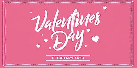 Valentines Dinner in Hart Bar tickets