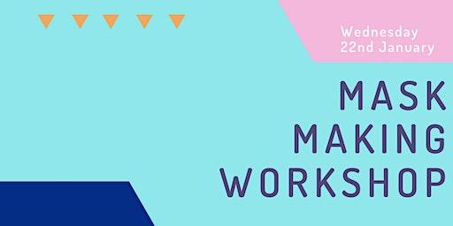 Activate Darwin Mask Making Workshop