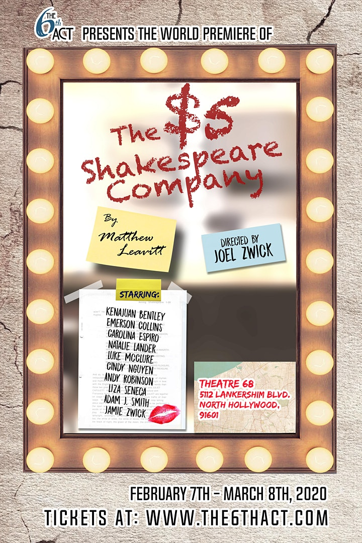 The $5 Shakespeare Company image
