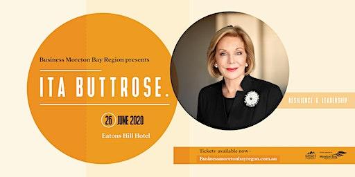 Business Moreton Bay Region presents Ita Buttrose AC OBE