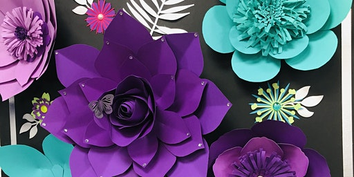 Paper flower workshop