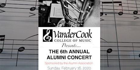 VanderCook's 6th Annual Alumni Concert tickets