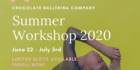 """The Return of the Pre-Prima Ballerinas Summer Intensive Workshop"" tickets"