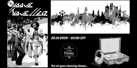 Groove Travellerz at Floréo billets