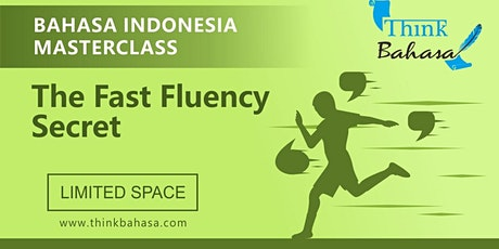 Trial Private Bahasa Indonesia Class tickets