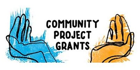 Hands-on Help: Community Project Grants grant writing workshop tickets