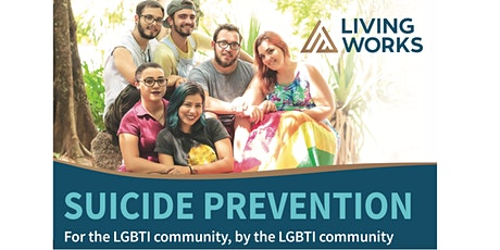 ASIST Suicide Intervention Skills Training for LGBTIQ Communities tickets