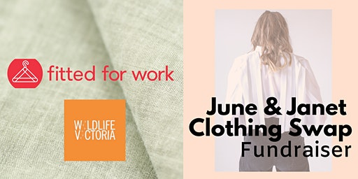 June & Janet A/W Clothing Swap