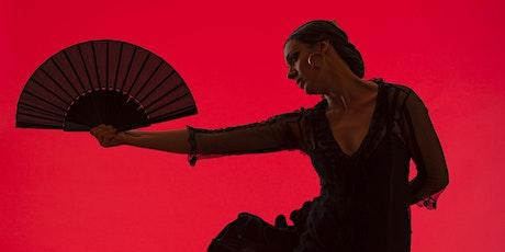 Como el Aire: An Evening  of Flamenco at Gallery1202 tickets