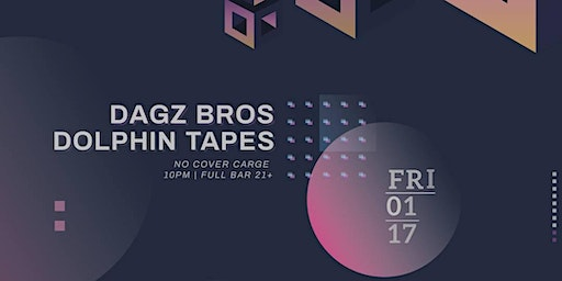Frequency presents Dagz Bros with Dolphin Tapes