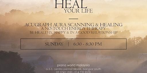 Aura Scanning & Chakra Balancing