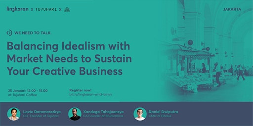Balancing Idealism with Market Needs to Sustain Your Creative Business
