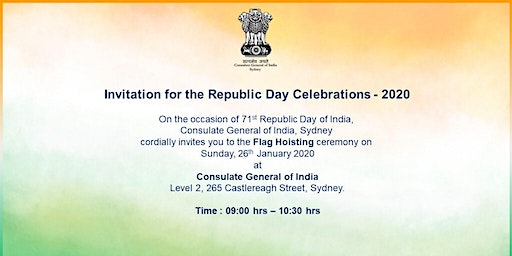India's Republic Day Celebration 2020
