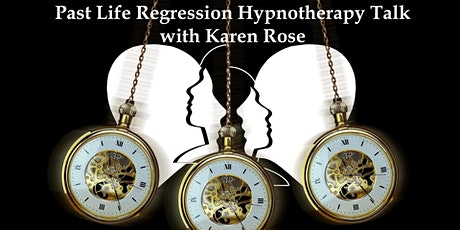 Past Life Regression Hypnotherapy Talk  tickets