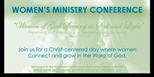 2020 PBDA Annual Women's Conference