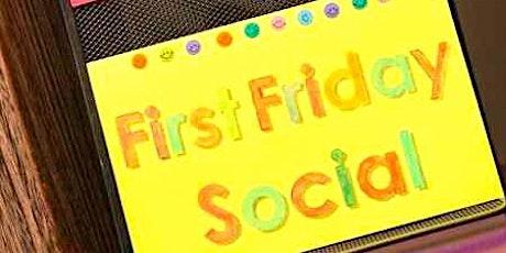 First Friday LGBTQ+ Community Happy Hour Social tickets