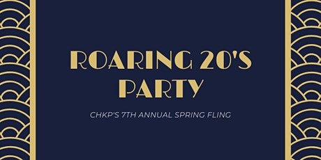 CHKP Spring Fling: A Roaring 20's Party tickets