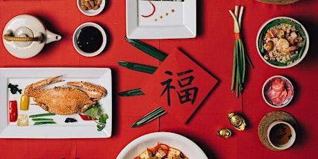Infinite Fortune CNY Dinner tickets