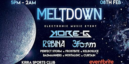 Meltdown Pres. Kore-G & Robina