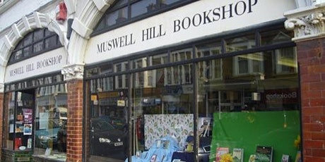London Bookshop Crawl Muswell Hill Guided Group tickets