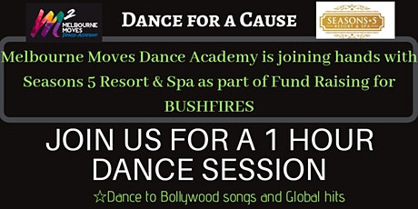 Dance for a Cause - Donate for bushfires tickets