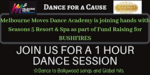 Dance for a Cause - Donate for bushfires