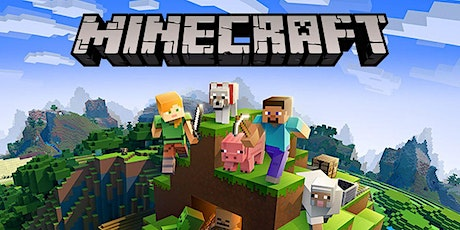 Free Afternoon Minecraft Coding Tuesdays/Thursdays Virtual Lesson tickets