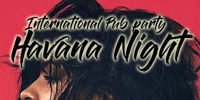 Havana Night: International Pub Party (Gangnam)