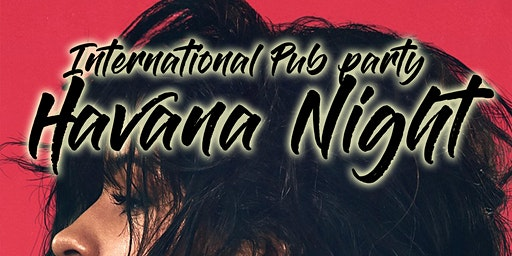 Havana Night: International Pub Party (Gangnam)