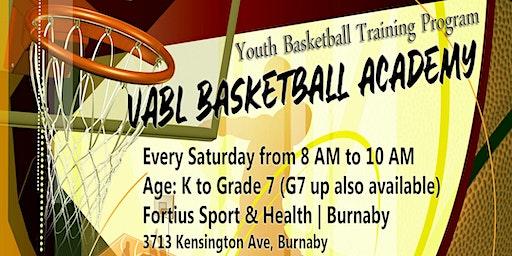 VABL Basketball Academy Burnaby 2020