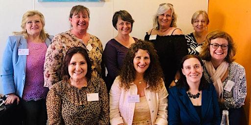 McLaren Vale lunch Women in Business Regional Network 12/2/2020