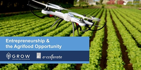 Agrifood Technology Innovation Program (AIP) – Inaugural Launch tickets