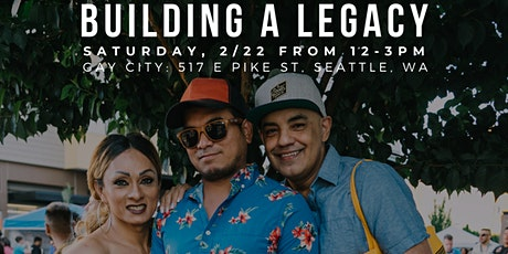 Building a Legacy tickets