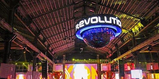 Vip Experience - REVOLUTION CARNVAL