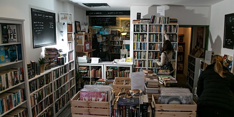 London Bookshop Crawl Forest Hill Guided Group tickets