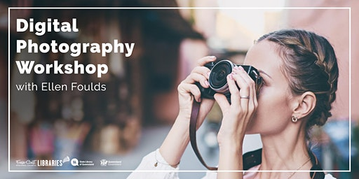 Digital Photography Workshop -  Maryborough Library