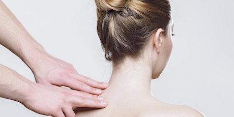 Neck & Shoulder Massage Workshop tickets