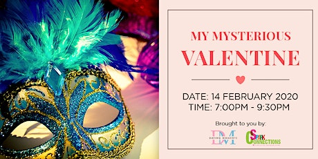My Mysterious White Valentine (50% OFF) tickets