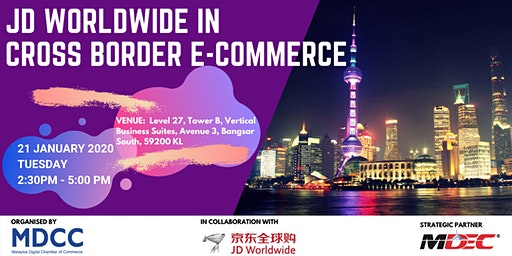 21 Jan 2020 | JD Worldwide In Cross Border eCommerce