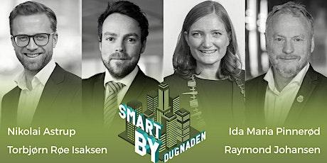Smartbydugnaden tickets