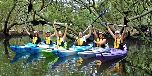 Women's Minnamurra Kayaking Trip // Sunday 26th April