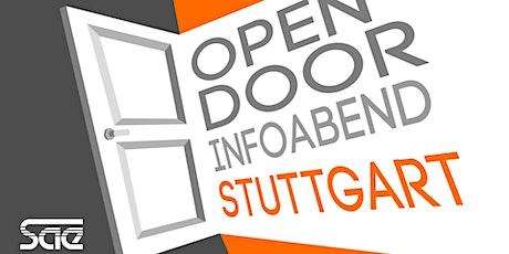 Open Door - Infoabend Tickets