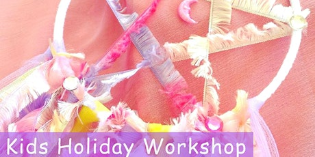 Kids - Star Dream catcher - Workshop tickets