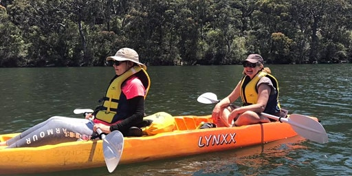 Women's Minnamurra Kayaking Trip // Saturday 23rd May