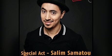 TU ES BEST OF MIT SALIM SAMATOU  Tickets