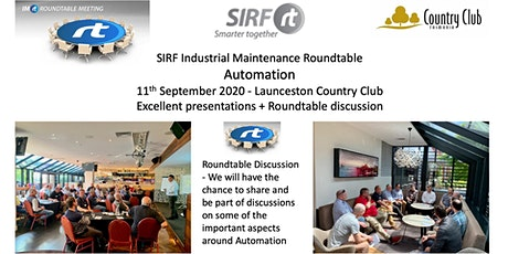 VICTAS IMRt Automation Roundtable - Launceston Country Club tickets