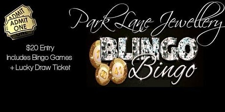 Melbourne Blingo Bingo New Catalogue Launch tickets