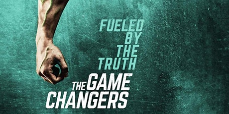 Free Film N' Food event - The Game Changers - Tue 25th  February - Sydney tickets