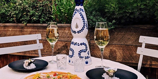 Rooftop Valentine's with Clase Azul Tequila